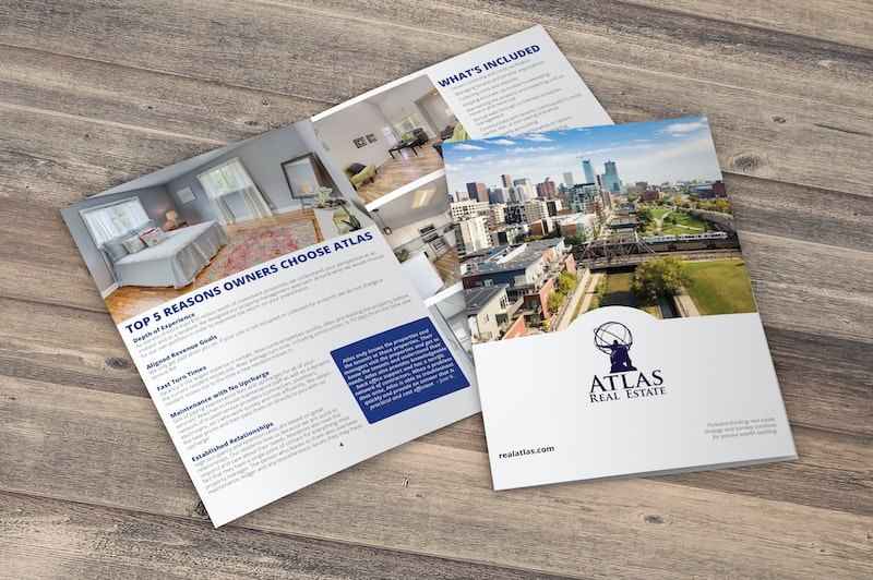 Atlas Real Estate Property Management Brochure | Denver, CO