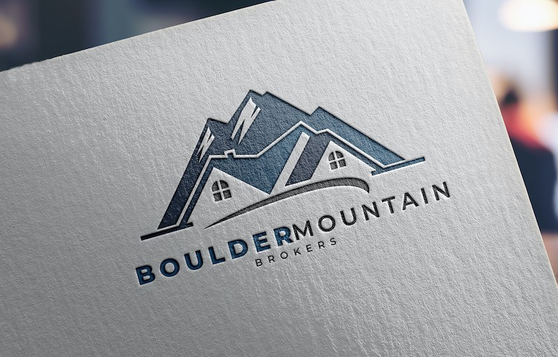 Boulder Mountain Brokers Logo | Nederland, CO